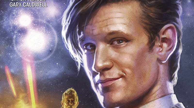 Doctor Who: The Eleventh Doctor: Year Two #1 - Cover A