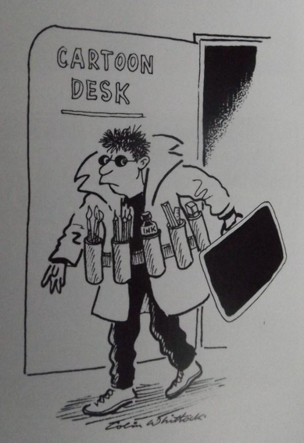 Suicide Cartoonist