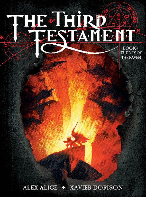 Third Testament Hard Cover Volume 4: Day Of The Raven
