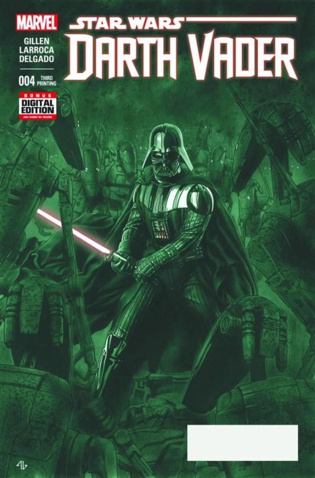 Darth Vader #4 Granov 3rd Printing Variant