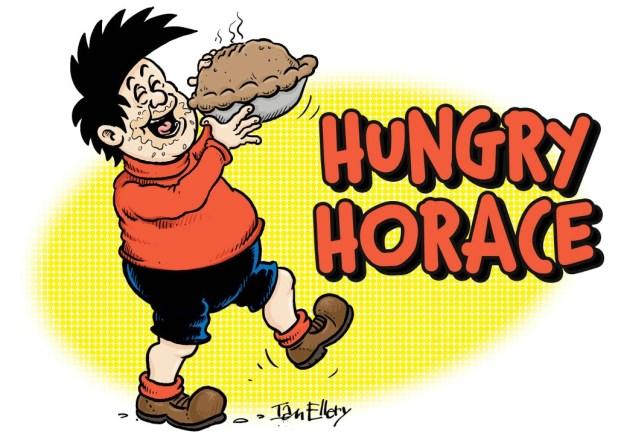 Hungry Horace by Ian Ellery
