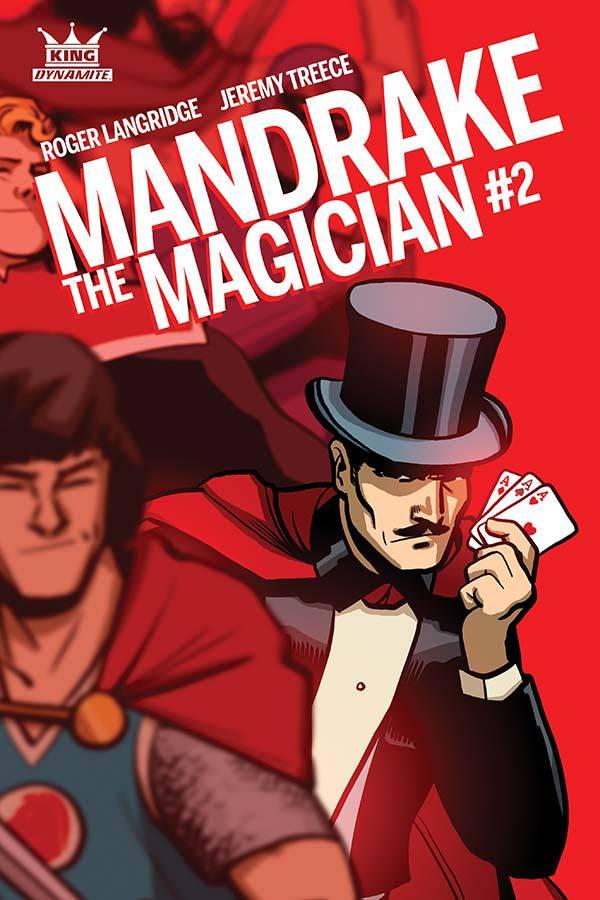 King Mandrake Magician #2