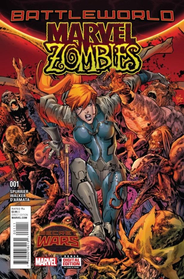 Marvel Zombies #1 (2015)