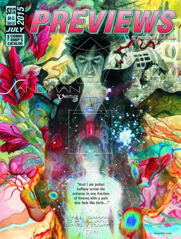 Previews #322 July 2015