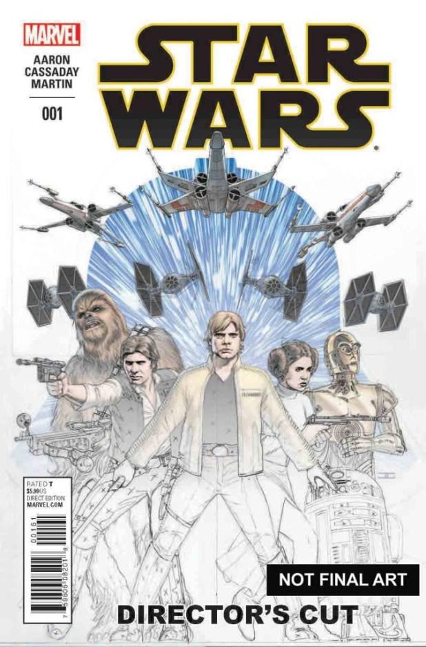 Star Wars Directors Cut #1