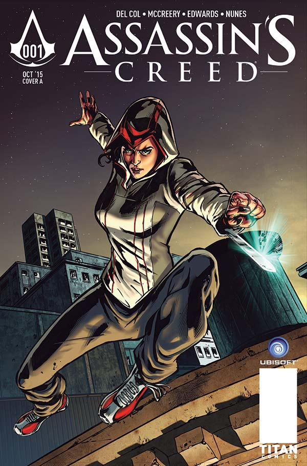 Assassin's Creed #1 Cover A