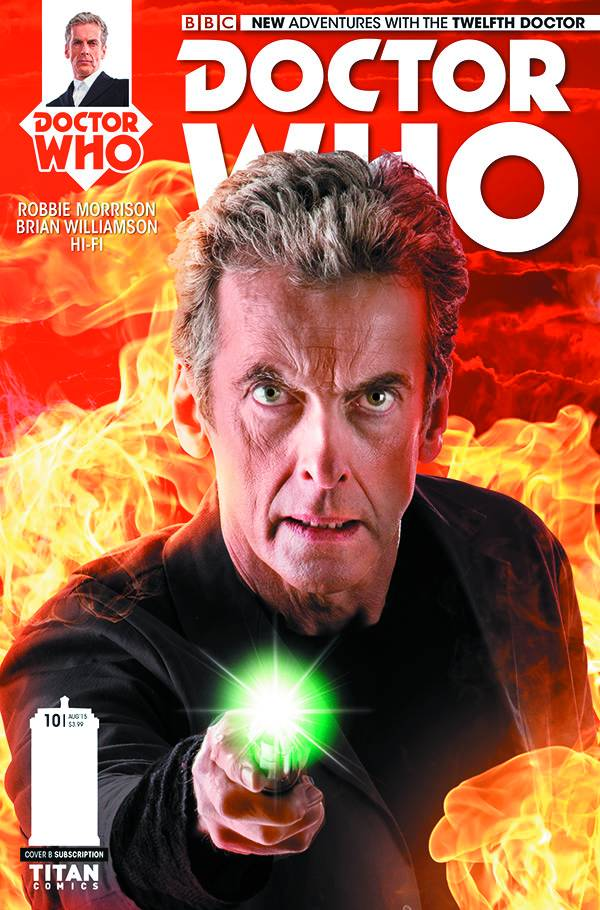 Doctor Who 12th #10 - B