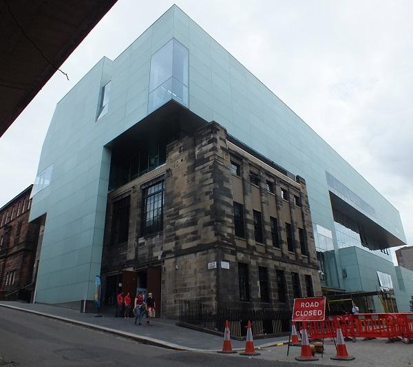 GlasgowCC15  Art School
