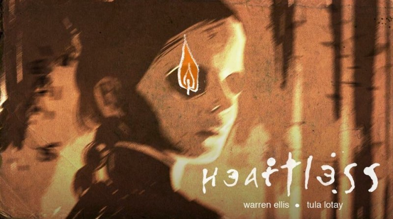 Heartless by Warren Ellis and Tula Lotay