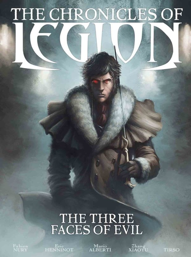 The Chronicles of Legion Volume 4