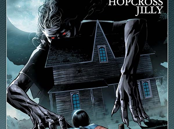 Mercy Thompson: Hopcross Jilly Trade Paperback Cover