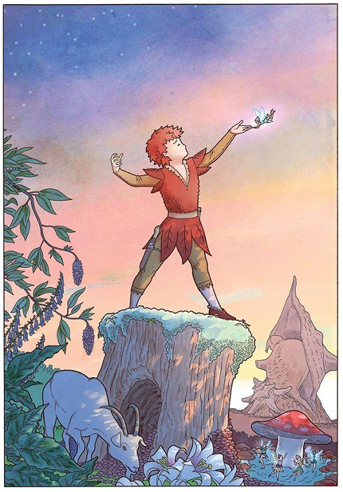 Peter Pan Hero