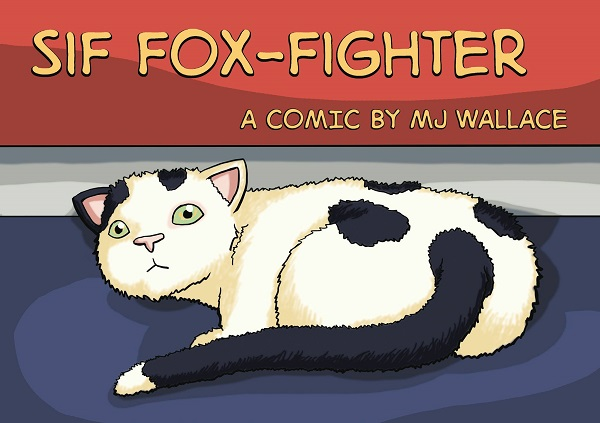 SIF Fox-Fighter Cover