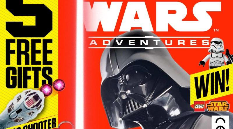 Star Wars Adventures Issue 1