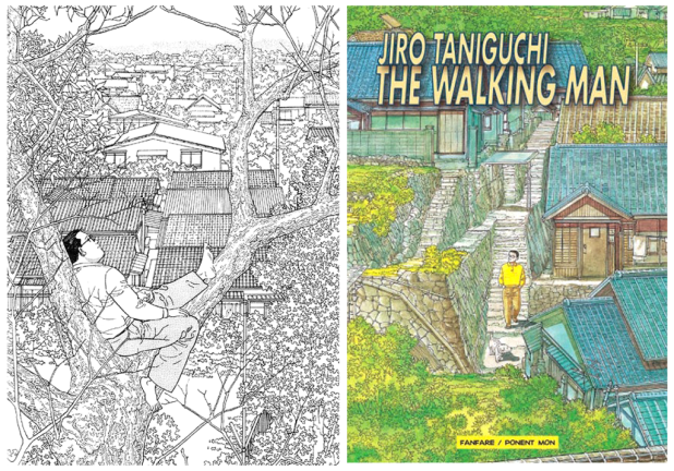 The Walking Man by Jiro Taniguchi