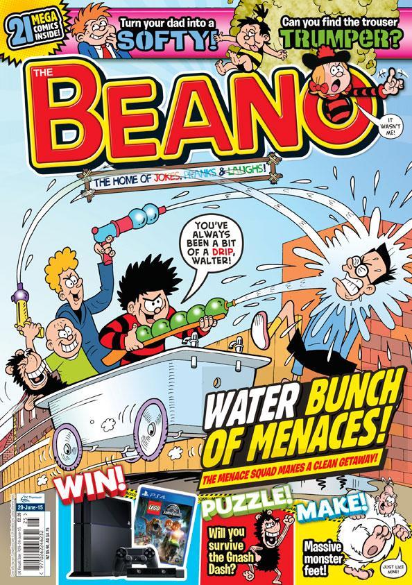 The Beano - 20th June 2015