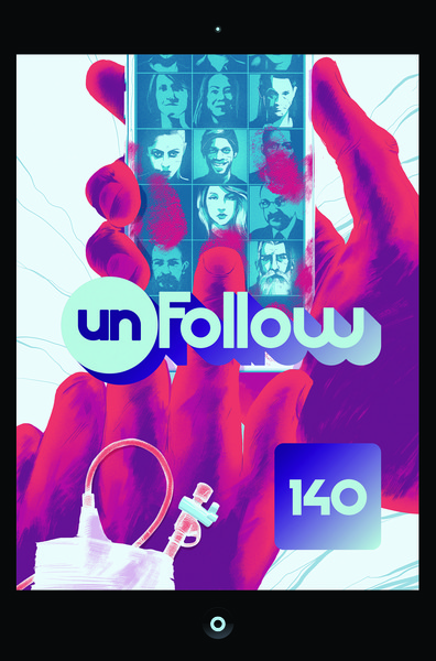 Unfollow - Tablet Cover