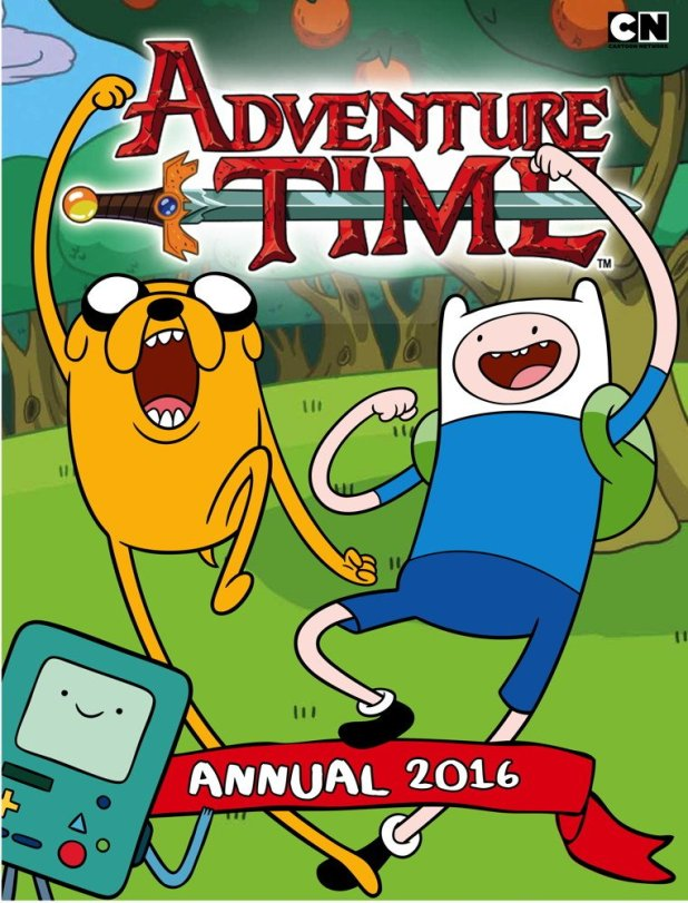 Adventure Time Annual 2016
