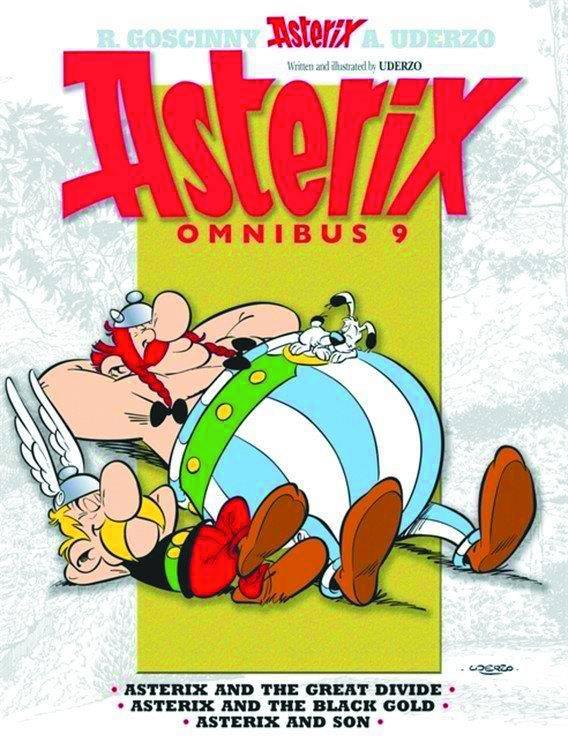 Asterix Omnibus Soft Cover Volume 9