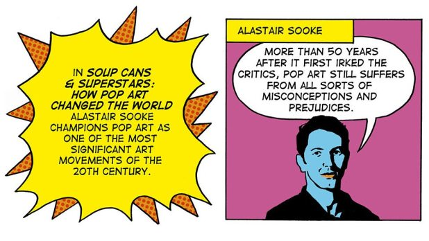 Soup Cans & Superstars: How Pop Art Changed The World