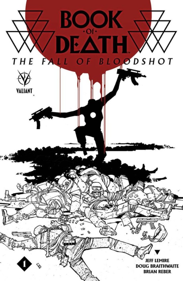 Book Of Death Fall Of Bloodshot #1