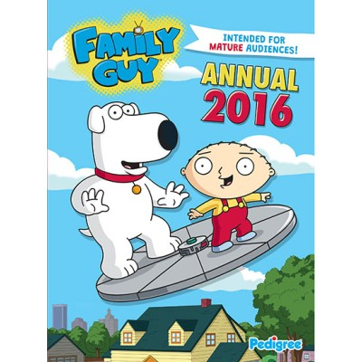 Family Guy Annual 2016