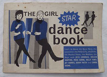 The Girl Dance Book, which Mike Sarne contributed to