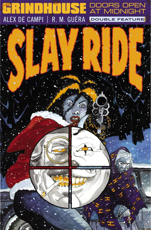 Grindhouse Midnight Trade Paperback Volume 3 Slay Ride & Blood Lagoon