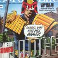 Cardiff Life Judge Dredd Cover