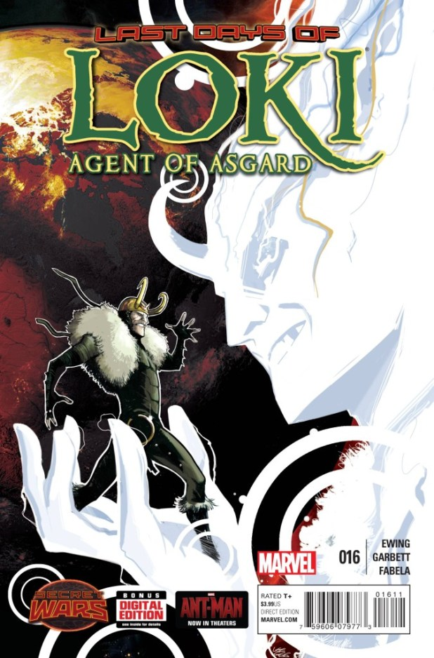 Loki Agent Of Asgard #16