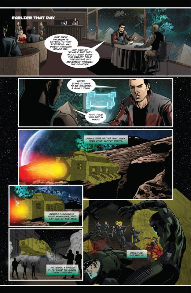 Descending Outlands Issue 2 - Page 1