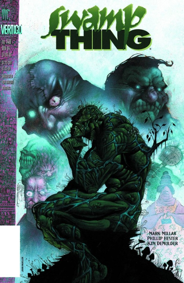 Swamp Thing The Root Of All Evil Trade Paperback