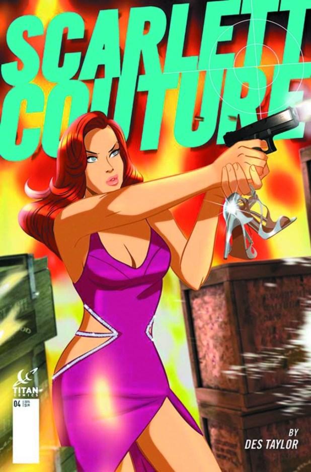 Scarlett Couture #4 - Sub