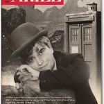 The cover of an imaginary November 1966 issue created by Colin Brockhurst of the BBC's in-house magazine, Ariel, featuring Brian Blessed as the Second Doctor