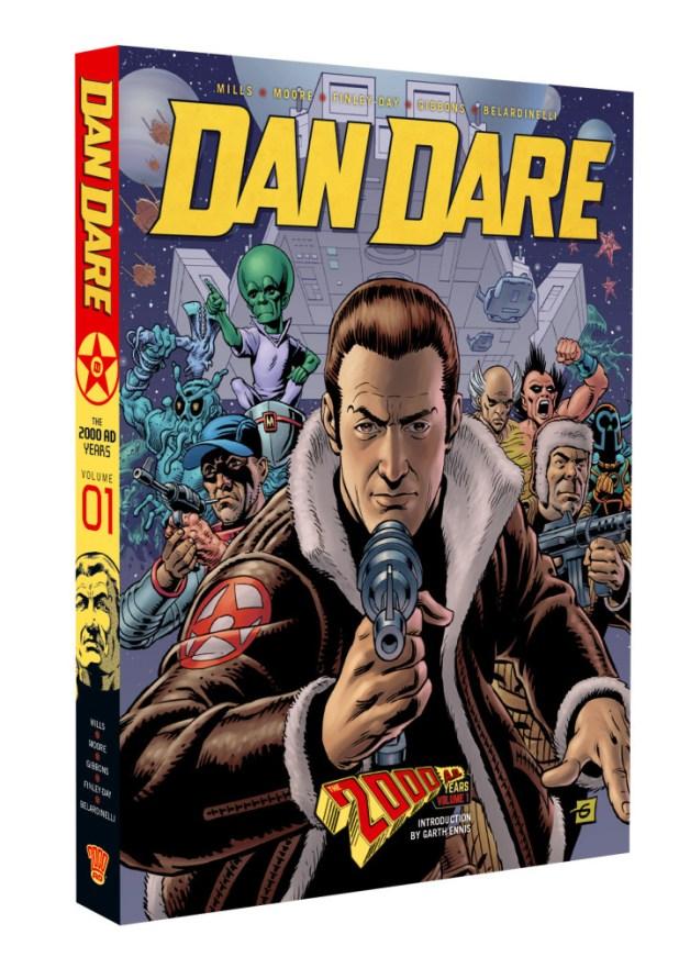 2000AD Dan Dare Collection Volume One 3D