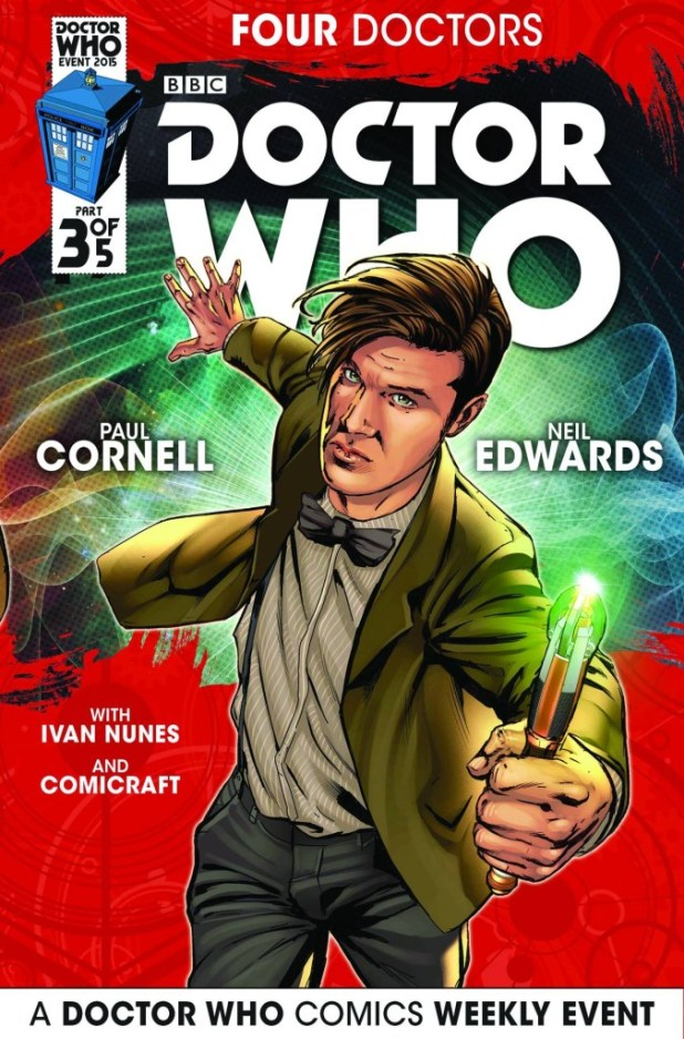 Doctor Who: Four Doctors #3 Main