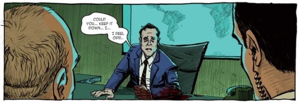 Dead Roots: Head of State by Ned Hartley & Gavin Mitchell