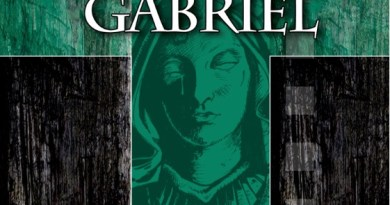 His Name is Gabriel – Cover
