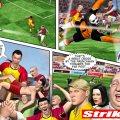 Striker Comic Promo