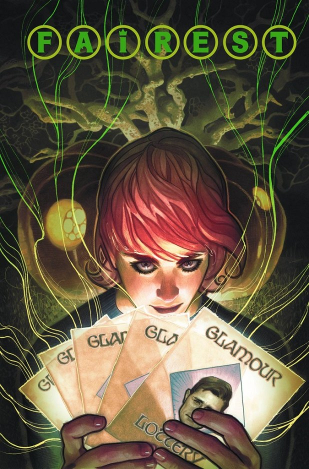Fairest Trade Paperback Volume 5 The Clamor For Glamour