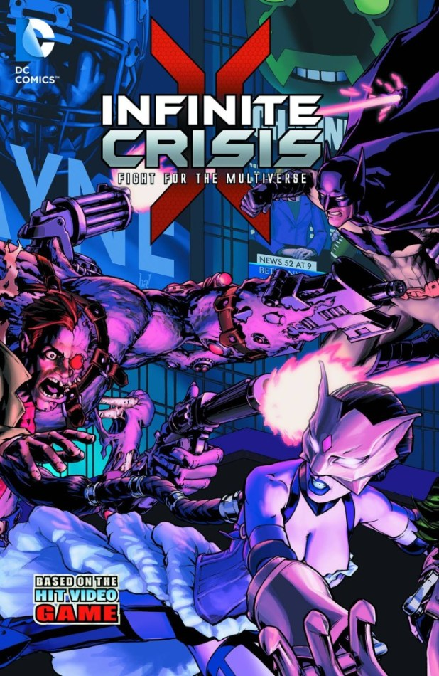 Infinite Crisis Fight For The Multiverse Trade Paperback