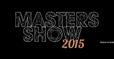 Duncan of Jordanstone College of Art and Design Masters Show 2015
