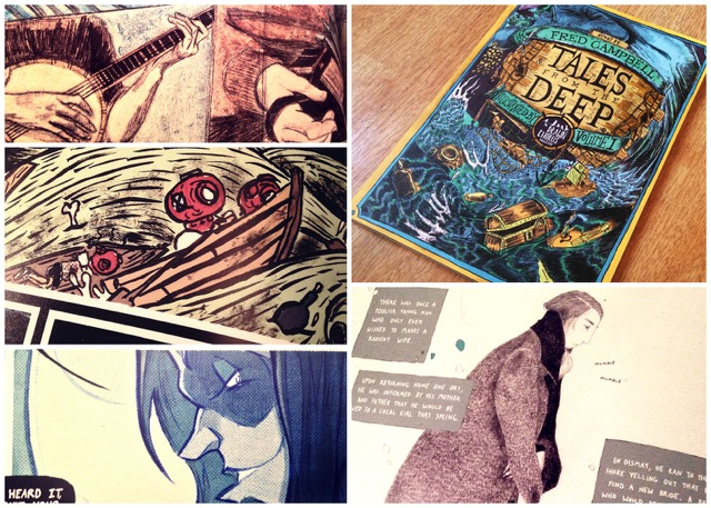 In Review: Tales From The Deep – Volume 1