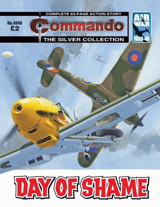 Commando 4846 – Day Of Shame