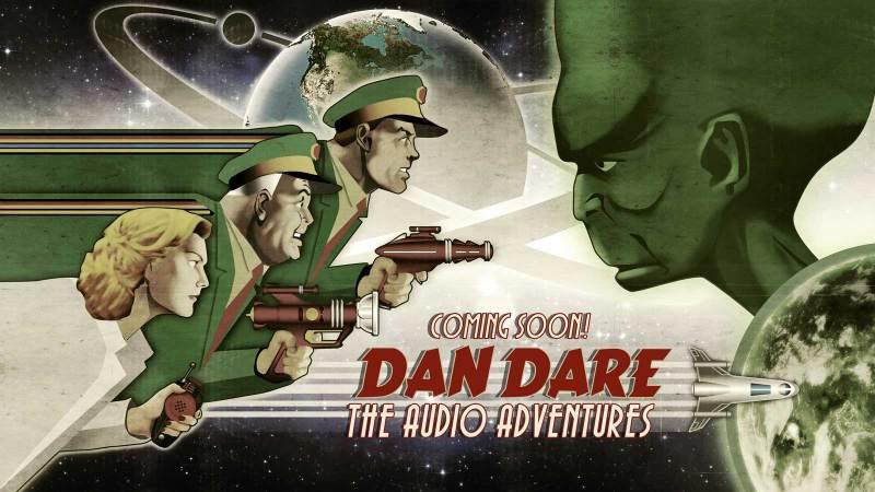 Dan Dare Audio Adventures Writers Announced, Episode Details Revealed