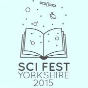 Sci Fest Yorkshire 2015 Logo - Small