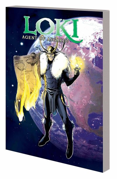 Loki Agent Of Asgard Trade Paperback Volume 3: Last Days