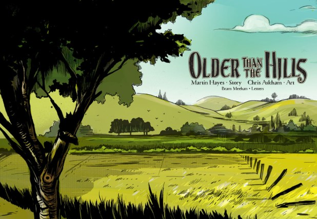 """""""Older Than the Hills""""  by Martin Hayes and Chris Askham"""