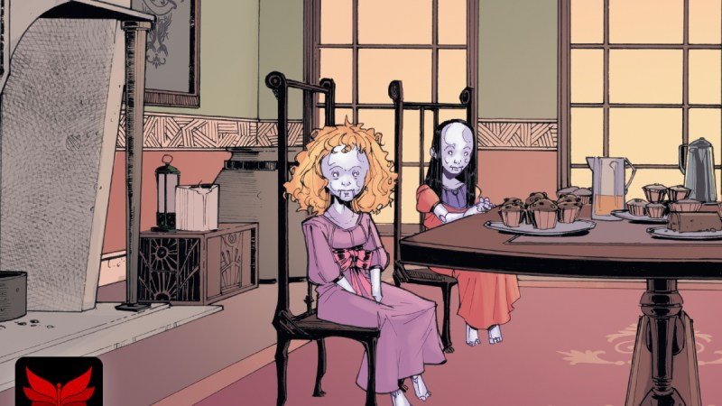 Porcelain: A Gothic Fairy Tale to be re-released in new edition