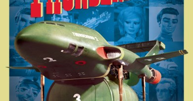 Thunderbirds Bookazine